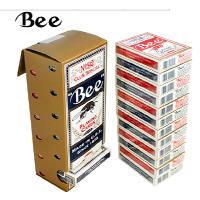 小蜜蜂扑克牌 Bee扑克纸牌一条12副装