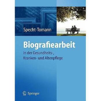 【预订】Biografiearbeit: In Der Gesundheits-, Kranken- Und 美国库房发货,通常付款后3-5周到货!