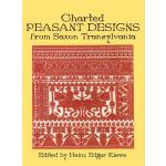 【预订】Charted Peasant Designs from Saxon Transylvania