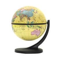 11cm中英文政区仿古地球仪-(单支点万向支架)*9787503033049 北京博目地图制品有限公司