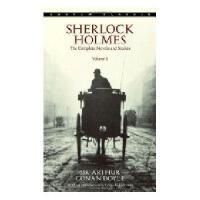 英文原版 Sherlock Holmes: The Complete Novels and Stories Volum