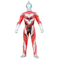 塞罗奥特曼可动人偶 捷德奥特曼怪兽玩具 超人银河迪迦欧布赛罗软胶可动人偶模型套装 软胶材质 不拍摔砸