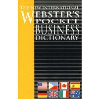 新国际韦氏商业口袋词典 The New International Webster's Pocket Business