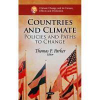 【预订】Countries and Climate: Policies and Paths to Change