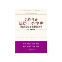 怎样当好基层工会主席-新编基层工会主席培训教材 中国言实出版社
