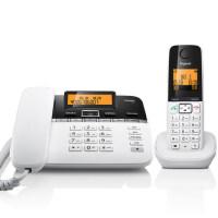 原SIEMENS \Gigaset|集怡嘉 C330全中文数字无绳来电显示电话机子母机包邮