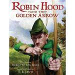 【预订】Robin Hood and the Golden Arrow
