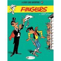 【预订】Fingers: Lucky Luke Vol. 37