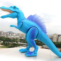 儿童电动恐龙玩具大号遥控智能霸王龙仿真动物模型音乐机器人