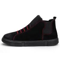 男鞋冬季潮鞋韩版潮流鞋子男休闲鞋百搭男士板鞋透气帆布鞋男学生