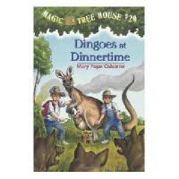 【现货】英文原版 Magic Tree House#20:Dingoes at Dinnertime 神奇树屋20:野