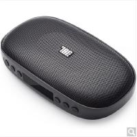 JBL SD-18 BLK 迷你便携无线蓝牙插卡音箱 兼容苹果/三星手机/电脑小音响 MP3播放器 屏幕显示/FM收音