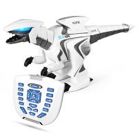 机器人男孩3-6周岁5儿童恐龙玩具电动遥控机械仿真动物会走路智能