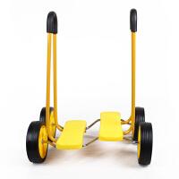 宝宝运动户外早教玩具幼儿园儿童材平衡车踩踏车脚踏车