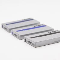 德国原装正品LAMY钢笔墨囊墨胆墨水芯凌美T10彩色非碳素不堵笔