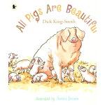 英文原版绘本 All Pigs Are Beautiful 小学STEM 科普百科科普图画书 Walker Natur