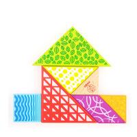 拼图童玩七巧板 幼儿园玩具儿童游戏玩具