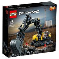LEGO乐高积木 机械组Technic系列 42121 重型挖掘机