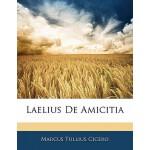【预订】Laelius de Amicitia