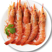 速鲜 进口阿根廷红虾L1大号 2kg 新鲜船冻 海捕大虾 海虾 海鲜水产