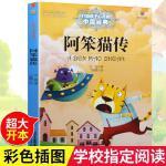 正版阿笨猫传冰波绘本打动孩子心灵的中国经典动物故事书6-9-12岁睡前故事畅销儿童文学图画书老师推荐一二三年级课外阅读