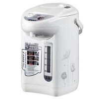 家用电热水瓶水壶不锈钢烧水器保温电开水瓶 红色