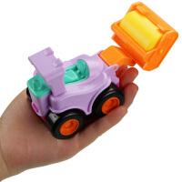 儿童惯性车玩具工程车玩具惯性车男孩儿童玩具套装挖土机吊车