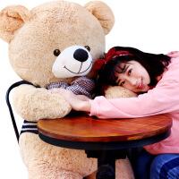 菲洛林 送女生毛绒玩具 可爱领结毛衣泰迪熊大号抱抱熊公仔布娃娃送女生创意礼物 1