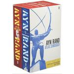 【现货】英文原版 Ayn Rand Set: The Fountainhead/Atlas Shrugged 安兰德套