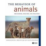【预订】The Behavior Of Animals - Mechanisms, Function And