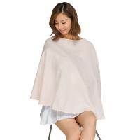 【网易严选6月钜惠 每满100减50】多用途双层纱哺乳巾推车防晒罩