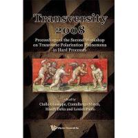 【预订】Transversity 2008: Proceedings of the Second