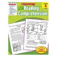 英文原版Scholastic Success With Reading Comprehension, Grade 4学