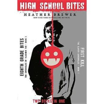 【预订】High School Bites: Two Books in One 美国库房发货,通常付款后3-5周到货!