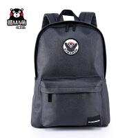 熊本熊kumamon新款男女学生双肩包书包潮17KM116