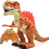 电动恐龙早教玩具仿真动物模型遥控霸王龙会走路儿童玩具男孩