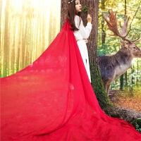 棉麻围巾女冬季纯色两用披肩学生春秋围脖纱长款丝巾百搭