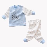 宝宝衣服婴儿套装内衣男童女童冬季儿童