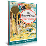美国凯迪克金奖 英文原版绘本图画书 The Rooster Crows 公鸡 童谣韵文绘本 鹅妈妈 A Book of