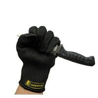 防割手套 防刀防护手套 户外防身用品装备 加厚加强5级防割手套 战术手套