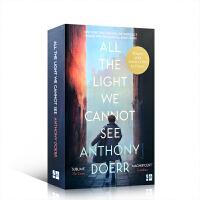 【全店300减100】英文原版 All the Light We Cannot See 所有我们看不见的光 普利策奖获奖