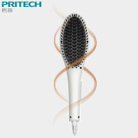 匹奇负离子液晶调温控防静电防烫电夹板梳子直发器自来卷工具