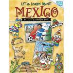 【预订】Let's Learn about Mexico: Activity and Coloring