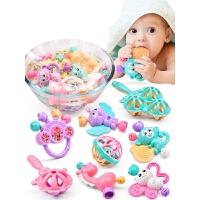 男宝宝玩具0-1岁 婴儿玩具0-3-6-12个月女孩5手摇铃幼儿