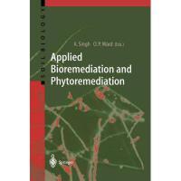 【预订】Applied Bioremediation and Phytoremediation