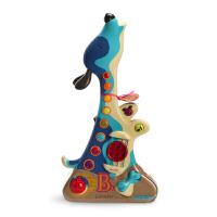 美国B.Toys音乐犬吉他宝宝玩具音乐吉他狗狗 儿童玩具吉他狗