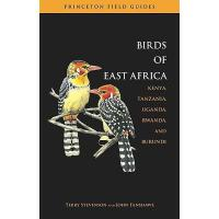 【预订】The Birds of East Africa: Kenya, Tanzania, Uganda