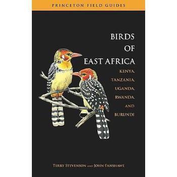 【预订】The Birds of East Africa: Kenya, Tanzania, Uganda 美国库房发货,通常付款后3-5周到货!