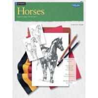 【预订】Drawing: Horses