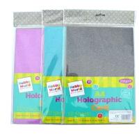 A4闪光金葱卡纸 幼儿园手工艺术纸金粉纸闪粉手工纸10色一包